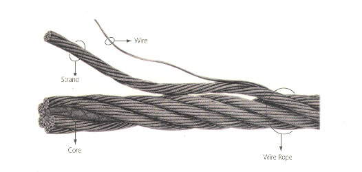 CN FOREIGN DEVELOPMENT CO.,LIMITED - Steel Wire Rope